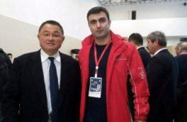 مربی کرمانشاهی در سمینار سالانه فدراسیون جهانی جودو