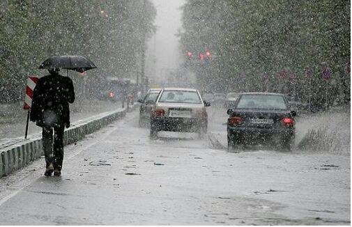 کاهش ۴۰درصدی بارندگی های استان