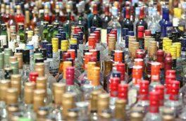 تولید مشروبات الکلی تقلبی با برند نوشابههای معروف در کرمانشاه