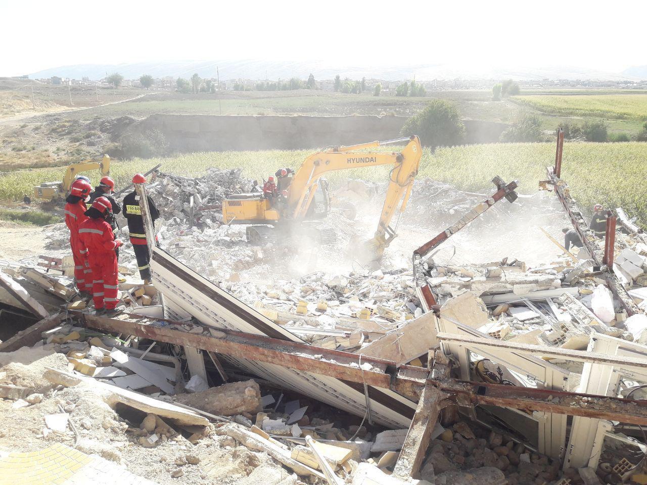 پیگیری برقراری مستمری بازماندگان در مناطق زلزله زده استان کرمانشاه