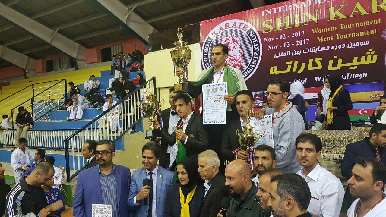 کاراتهکاهای کرمانشاهی ۱۸ مدال رنگارنگ کسب کردند