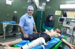 برپایی ۷ بیمارستان صحرایی در مناطق زلزله زده / پذیرش ۷۶۰۰ مجروح زلزله در بیمارستانها/ ۱۰۰۰ مصدوم بستری هستند