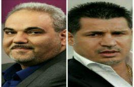 اعطای عنوان شهروند افتخاری کرمانشاه به علی دایی و جواد خیابانی