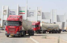 ۱۴ میلیون دلار کالا از مرز پرویزخان وارد ایران شده است