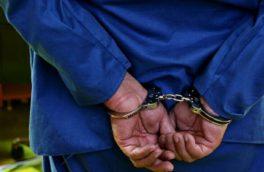 کشف ۵۰۰ میلیون اموال مسروقه با دستگیری یک سارق