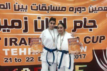 کاراتهکاهای کرمانشاهی خوش درخشیدند / کسب مدالهای ارزشمند در گروه بانوان و آقایان