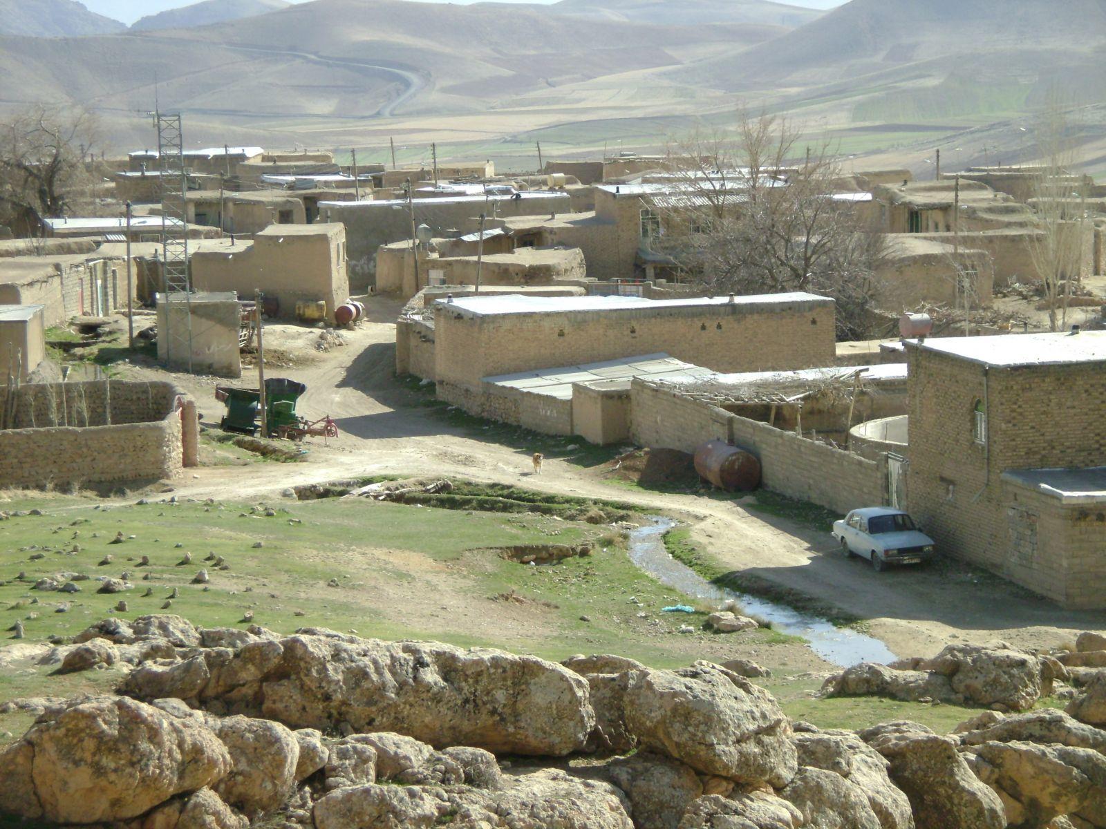 «گلویج»روستای هدف گردشگری در سنقر و کلیایی / وجود ۱۳۵ هزار هکتار زمین زراعی در سنقر
