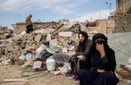 مناطق زلزله زده کرمانشاه مستعد بیماری سالک است و آواربرداری باید هرچه سریعتر به اتمام برسد