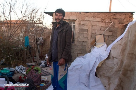 کمبود سرویس بهداشتی و حمام در مناطق زلزلهزده/مردم حتی چادر هم ندارند