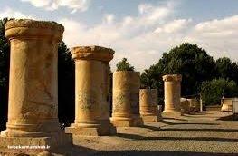 """ورودی معبد""""آناهیتا"""" سامان مییابد"""