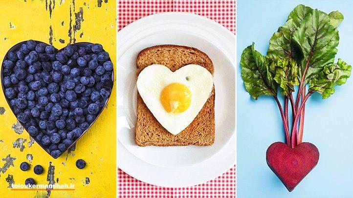 رژیم غذایی ساده برای قلبی سالم