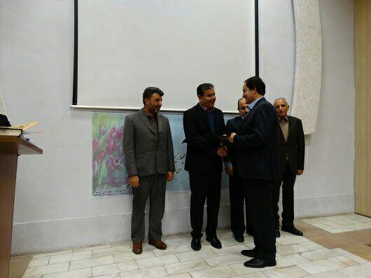 فریدون یاوری به عنوان مدیر کل حفاظت محیط زیست استان کرمانشاه منصوب شد