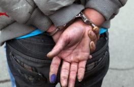 قاپ زن حرفهای در دام پلیس کرمانشاه افتاد