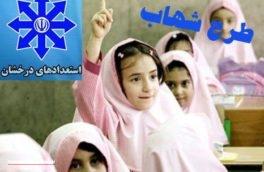 ۶۰ هزار دانشآموز کرمانشاهی زیر پوشش طرح شهاب رفتند