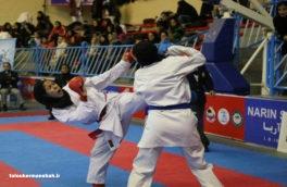 ۲ بانوی کاراته کای کرمانشاهی به اردوی تیم ملی جوانان دعوت شدند
