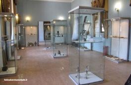 امسال ۶۷۰ هزار نفر از موزهها و اماکن تاریخی کرمانشاه بازدید کردند