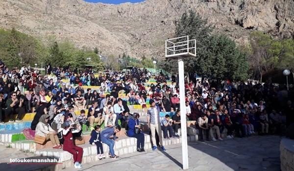 نوروزگاهی به وسعت کل استان کرمانشاه /سپاس نامهای برای میراث فرهنگی به بهانه برپایی جُنگ سیار نوروزی