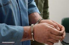 ۵۰ سارق و قاچاقچی در کرمانشاهدستگیر شدند