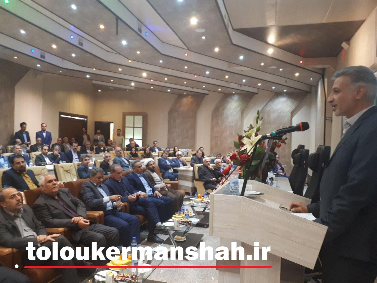 حمیدرضا قاسمی به عنوان مدیر کل تامین اجتماعی استان کرمانشاه معرفی شد