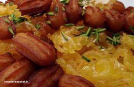 نرخ مصوب زولبیا بامیه در ماه رمضان ۱۲۰هزار ریال است