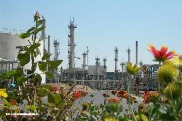 حضور فعال پالایشگاه کرمانشاه در بیست و سومین نمایشگاه بین المللی صنعت نفت