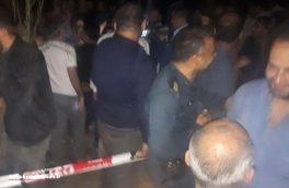 انفجار شی نامشخص در قائمشهر مردم را به خیابان کشاند