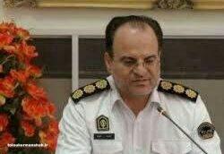 تمهیدات ترافیکی پلیس راهور کرمانشاه در روز عیدسعید فطر