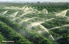 بازسازی و تکمیل ۳۵ هزار هکتار سیستمهای آبیاری در حوزه سامانه گرمسیری