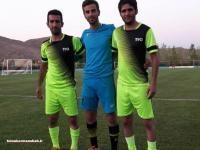 حضور سه فوتبالیست کرمانشاهی در اردوی تیم ملی فوتبال ۷ نفره