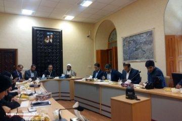 امضاء پای تفاهم نامه پنج رویداد مهم فرهنگی در شهرداری کرمانشاه