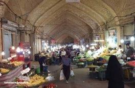 میوه از سبد خانوار کرمانشاهی حذف شده است؛ کنترل بازار ترهبار توسط دلالها
