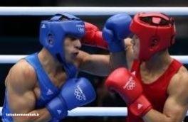 رییس هیات بوکس شهرستان کرمانشاه سرمربی مسابقه های جهانی شد