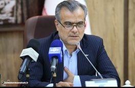۱۳۴رام قطار فوقالعاده برای مسیر تهران ـ کرمانشاه برای راهیان کربلا