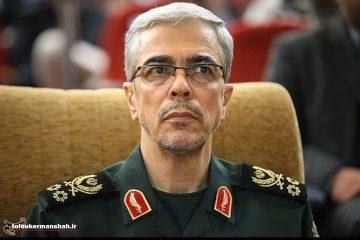 من در این نقطه صفر مرزی عرض میکنم امنیت ملت ایران مسئلهای است که هیچگاه قابل کوتاه آمدن نیست