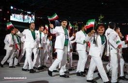 دونده کرمانشاهی در مسابقه های پارا آسیایی جاکارتا صاحب نشان نقره شد.