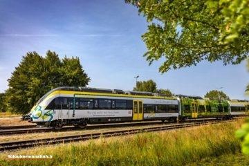 قطار تهران – کرمانشاه بدون آپشن اتوبوس  راه اندازی شد