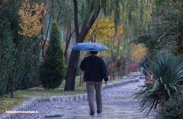 مدیرکل هواشناسی استان کرمانشاه با بیان اینکه اواخر هفته هوا خنک تر میشود گفت:در برخی نقاط شمالی و شرقی استان شاهد تشدید ابر و رگبار پراکنده هستیم.