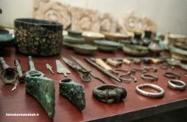 ۴ باند حفاری غیر مجاز در کرمانشاه متلاشی شد.