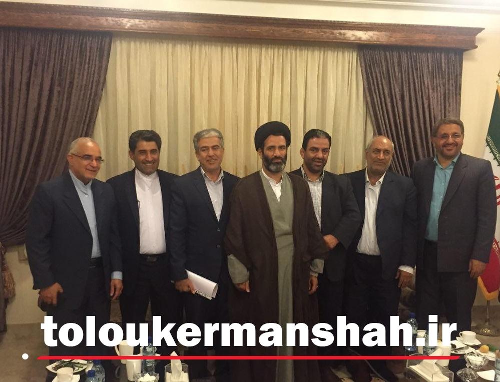تکمیل و راه اندازی پروژه نیمه کاره موزه منطقه ایی کرمانشاه در اولویت