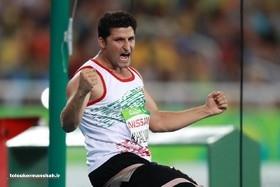 مدال برنز و افزایش رکورد جهان در مسابقات پاراآسیایی