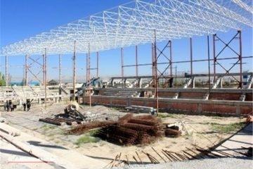 آغاز ساخت پروژه کتابخانه مرکزی کرمانشاه پس از ۱۱ سال توقف