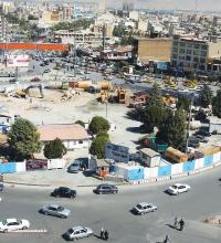 میدان آزادی در انزوای رسیدگی و باد فراموشی