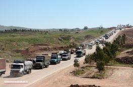 ۴۸ درصد کالاها در نیمه نخست امسال ازخروجی استان و بازارچه سومار صادر شده است