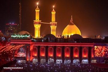 عراق از ورود زائرین حسینی ۸۰ میلیون دلار درآمد کسب کرد