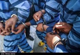 ۶۷۰ میلیون تومان ارزش ریالی ۱۷۳ فقره سرقت کشف شده در کرمانشاه