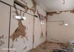 خسارت ۲۰میلیاردی زلزله ۶.۴ دهم ریشتری