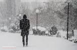 پیش بینی باران و برف در ۲۳ استان/بارش در کرمانشاه به صورت پراکنده پیشبینی میشود/هوا ۸ درجه سرد می شود