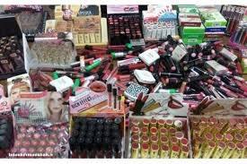 کشف ۳۹ هزار و ۳۲۴ قلم انواع لوازم آرایشی در شهرک تعاون کرمانشاه