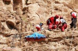 مرگ یک نفر در ارتفاعات طاقبستان