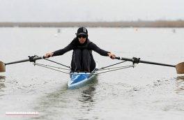 امکانات لازم برای انجام تمرینات قایقرانی در کرمانشاه وجود ندارد